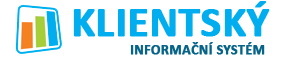 KIS - klientský informační systém